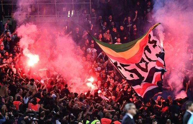 Sanctions: Altercations avec la police, fumis... Que risque le PSG après les évènements survenus contre Belgrade?
