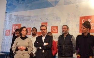 """Camille Choplain ( à gauche) aura une """"place importante"""" sur la liste écologiste à Bordeaux."""
