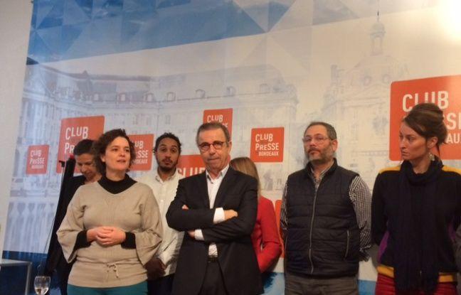 Municipales 2020 à Bordeaux: «Les premières places de la liste doivent être pour des écologistes», lance Pierre Hurmic