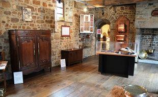 Le musée de la poêlerie à Villedieu-les-poêles