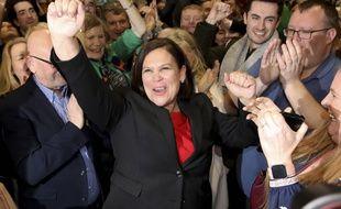 Le parti de Mary Lou McDonald a réussi une percée historique