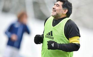 De frasque en frasque, Diego Maradona a (presque) toujours su rebondir.