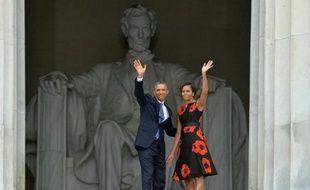 """Le président des Etats-Unis Barack Obama a salué mercredi l'héritage de Martin Luther King qui a, selon lui, """"offert le salut aux opprimés comme aux oppresseurs""""."""