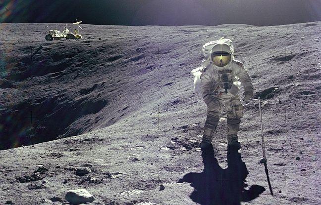 VIDEO. 50 ans de l'Homme sur la Lune: Le top 5 des meilleurs spots pour passer des vacances sur la Lune