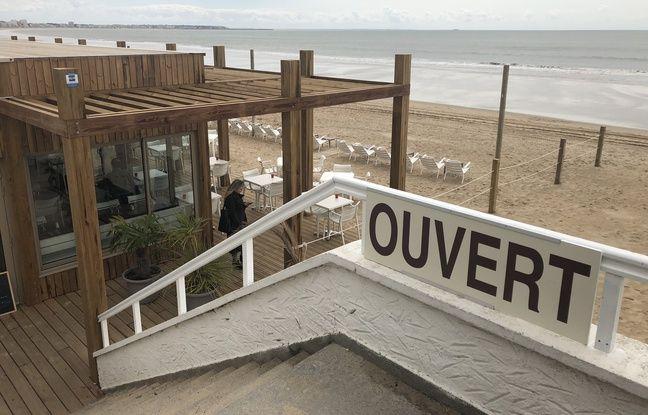 La Baule: «Nouvelle image», confort, et prix en hausse... La plage version Veolia se dévoile