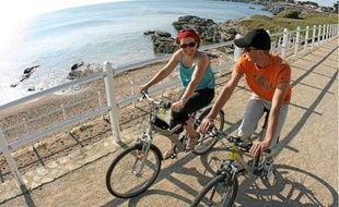 L'itinéraire «Vélodyssée», qui longe les côtes atlantiques européennes, sera lancé le 30 juin.