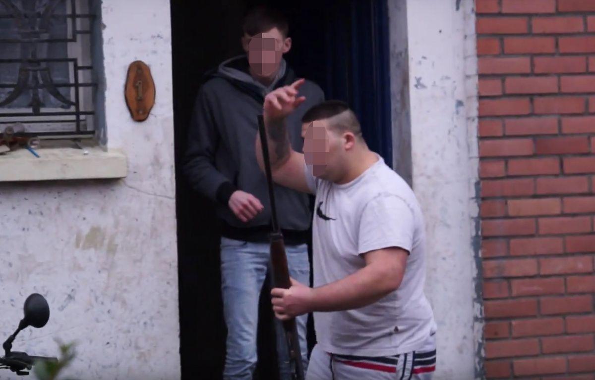 Riverains en colère à Calais le 24 janvier 2016 – Taranis news