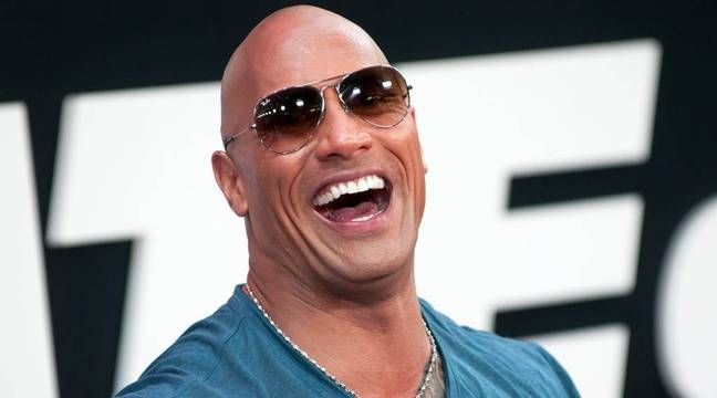 VIDEO. Dwayne Johnson se voit de plus en plus président