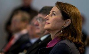 La ministre française de l'Ecologie, du Développement durable et de l'Energie Ségolène Royal.