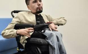 Alexandre Gorbounov est sorti de son anonymat, dévoilant un jeune homme de 27 ans lourdement handicapé.