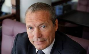 Jean-Michel Fauvergue, le 10 mai 2017.