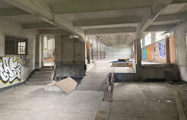 Les volumes du bâtiment de La Vieille Cure permettront différents usages au projet Food Factory