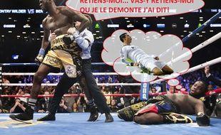 La vérité derrière le KO de Deontay