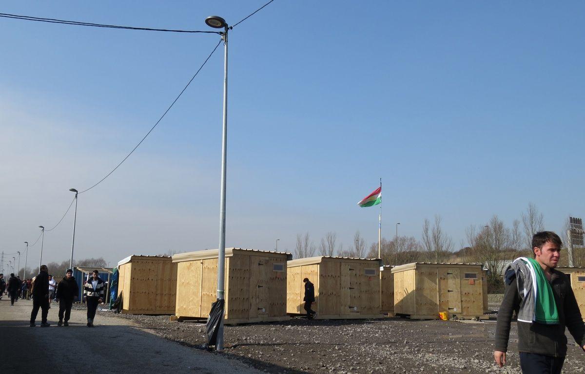 Le camp de migrants de Grande-Synthe (Nord) – O. Aballain / 20 Minutes