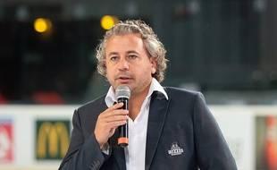Thierry Parienty, le président des Boxers.