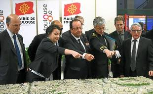 Le site du CEAT qui a été cédé par l'Etat s'étend sur 9,5 hectares.