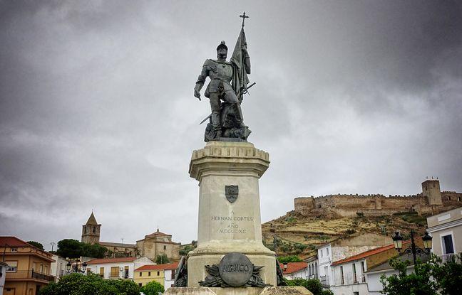 Medellín. Quel contraste entre la mégalopole colombienne et le petit village d'Estrémadure où naquit Hernán Cortés !
