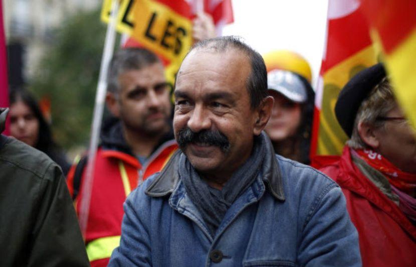 Réforme des retraites : Philippe Martinez promet un mouvement de grève du 5 décembre « très fort »