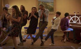 Catherine Deneuve danse avec Cédric Kahn pour «Fête de famille»