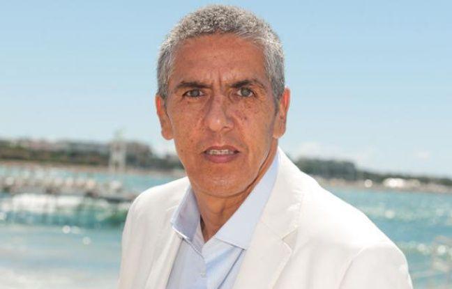 Samy Naceri durant le 66e festival de Cannes, le 19 mai 2013.
