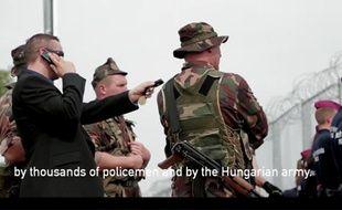 Capture écran d'une vidéo Youtube/HVIM1920, 16 septembre 2015.