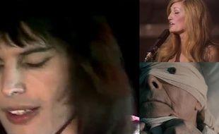 De Bohemian Rhapsody à L'aigle noir Plusieurs chansons ont un sens caché