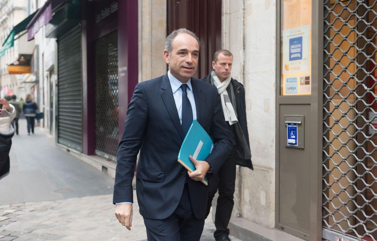 Jean-François Copé, député-maire LR de Meaux, ancien président de l'UMP, le 14 décembre 2015 à Paris. – WITT/SIPA