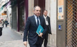 Jean-François Copé, député-maire LR de Meaux, ancien président de l'UMP, le 14 décembre 2015 à Paris.