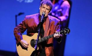 Le chanteur Johnny Clegg en 2012.