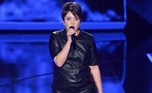 Marie, candidate de la saison 10 de The Voice.
