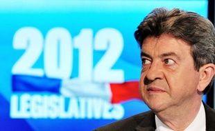"""Jean-Luc Mélenchon, candidat du Front de gauche dans la 11e circonscription du Pas-de-Calais s'est engagé samedi lors d'un débat sur France 3 Nord/Pas-de-Calais à n'être """"que député"""" s'il était élu."""