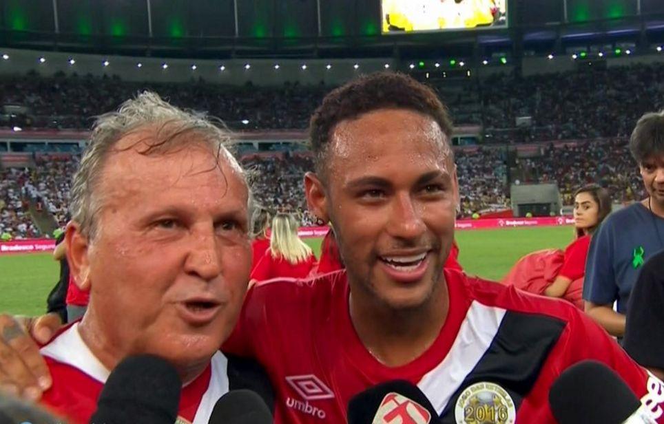 Neymar déclare sa flamme à un club inattendu — Barça