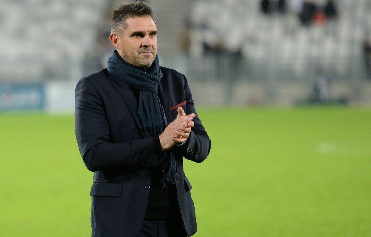 Depuis le début de la saison, Jocelyn Gourvennec prend au sérieux les matchs de Coupe de la Ligue.  – Nicolas Tucat