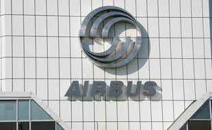 Illustration du siège d'Airbu.