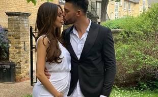 Nabilla Benattia a dévoilé une photo pour officialiser son mariage le 7 mai 2019.