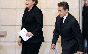 Le projet franco-allemand de nouveau traité européen présenté lundi par Nicolas Sarkozy et Angela Merkel a été plutôt bien accueilli par leurs partenaires de l'UE, la Pologne et l'Italie soulignant toutefois la nécessité de ne pas nuire à la cohésion de l'Union