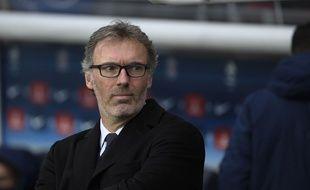 Laurent Blanc aura entraîné trois ans le PSG.