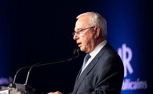 Jean Leonetti est le président intérimaire des Républicains.