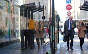 La région Bretagne a mis en place une ligne de bus grand confort pour relier Rennes et Fougères (illustration)