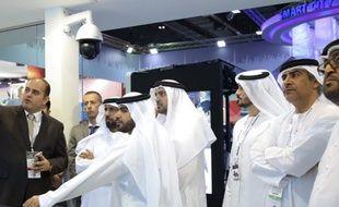 Les autorités dubaïotes se sont présentées à la 37 ème édition du salon technologique Gitex.