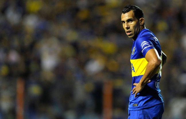Carlos Tevez fracasse la mâchoire d