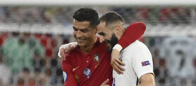 Cristiano Ronaldo et Karim Benzema, la belle histoire