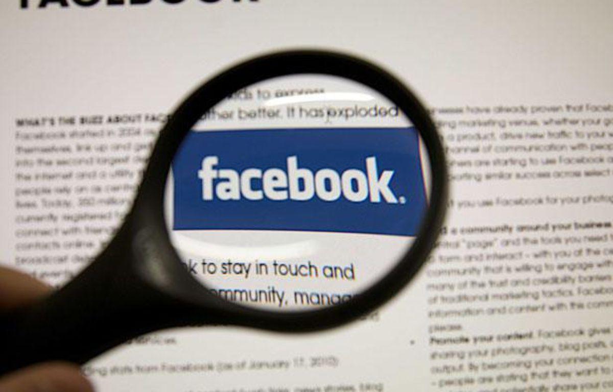 Photo d'illustration: Sites Web et réseaux sociaux. – JAUBERT/SIPA