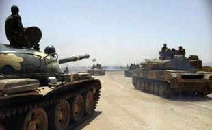 Un missile sol-sol a tué 26 personnes dans le nord de la Syrie, au moment où l'offensive menée par l'armée syrienne, épaulée par le Hezbollah libanais, contre la localité rebelle de Qousseir (ouest) entrait dans sa troisième semaine.
