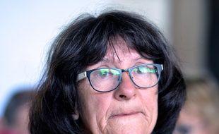 Françoise Verchère, coprésidente du collectif des élus anti-aéroport de NDDL.