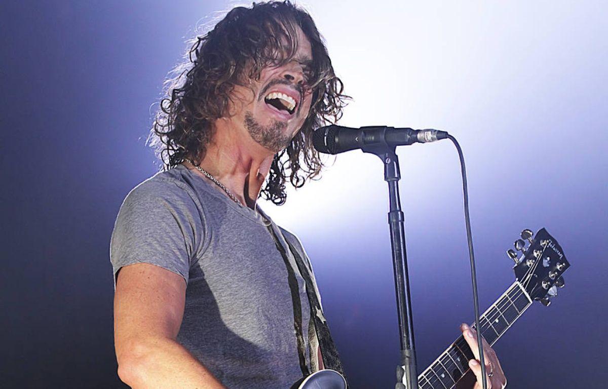 Chris Cornell sur scène – Sakura/WENN.com
