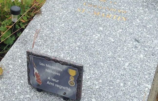 Certains maîtres ont souhaité être enterrés avec leurs petits compagnons.