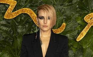 L'actrice Noomi Rapace