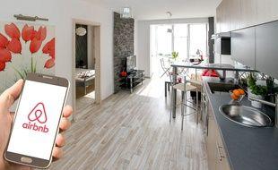 Strasbourg se dote d'un nouvel outil pour éviter les dérives d'Airbnb et autres loction de meublés touristiques (Illustration)
