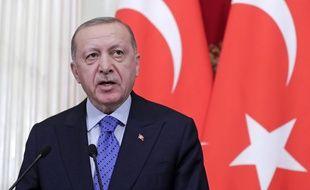 Recep Tayyip Erdogan est le président de la Turquie.